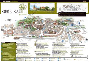 Plano de Gernika